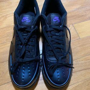 Nike AF1 Foamposite Iridescent Purple Size 12